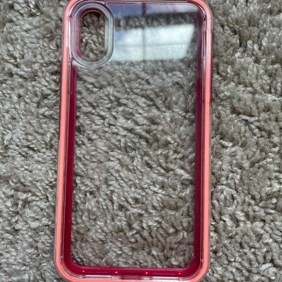 Lifeproof iPhone X/Xs case